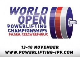 World Open Powerlifting Championship 2017